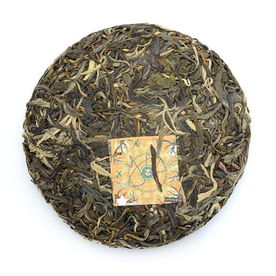 Raw Puer Tea - 2019 If You're Reading This -