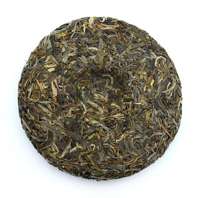 Raw Puer Tea - 2019 inb4 -