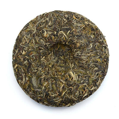 Raw Puer Tea - 2019 is a gift -