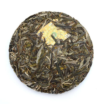 Raw Puer Tea - 2019 January 9th 5:15 AM -