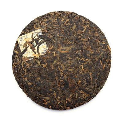 Ripe Puer Tea - 2019 The Great Divide -