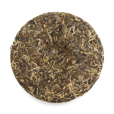 Raw Puer Tea - 2019 Tunji -