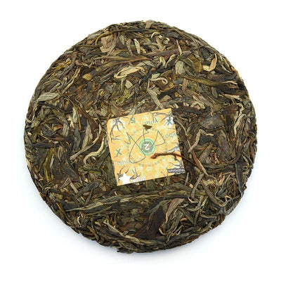 Raw Puer Tea - 2019 both steal boats -