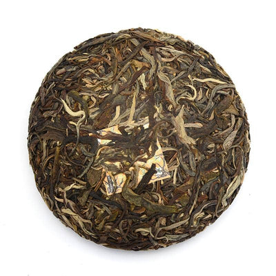 Raw Puer Tea - 2019 Green Hype -