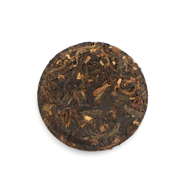 Ripe Puer Tea - 2020 Big O v2 Mini -