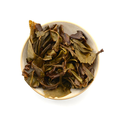 Raw Puer Tea - 2020 Biscuits -