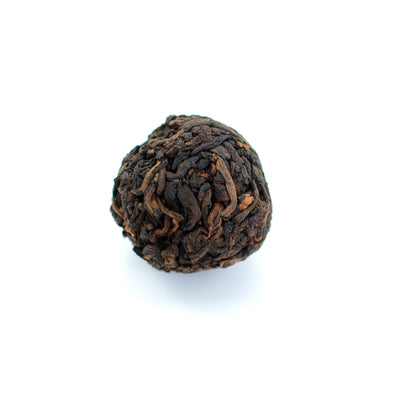 Ripe Puer Tea - 2020 Camphornought Mini -