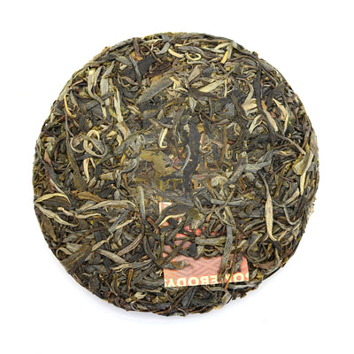 Raw Puer Tea - 2020 Good Man in a Storm -