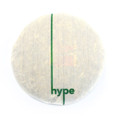 Raw Puer Tea - 2020 Green Hype -