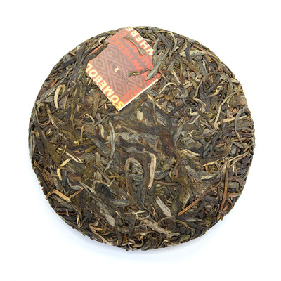 Raw Puer Tea - 2020 inb4 -
