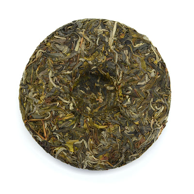 Raw Puer Tea - 2020 Mirage -