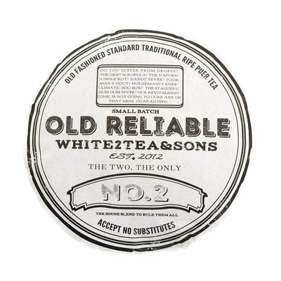 Ripe Puer Tea - 2020 Old Reliable -