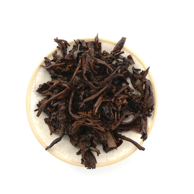 Ripe Puer Tea - 2020 Planetary Shark Feed Mini -