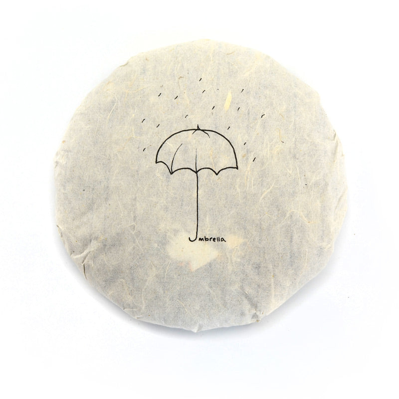 Raw Puer Tea - 2020 Umbrella -