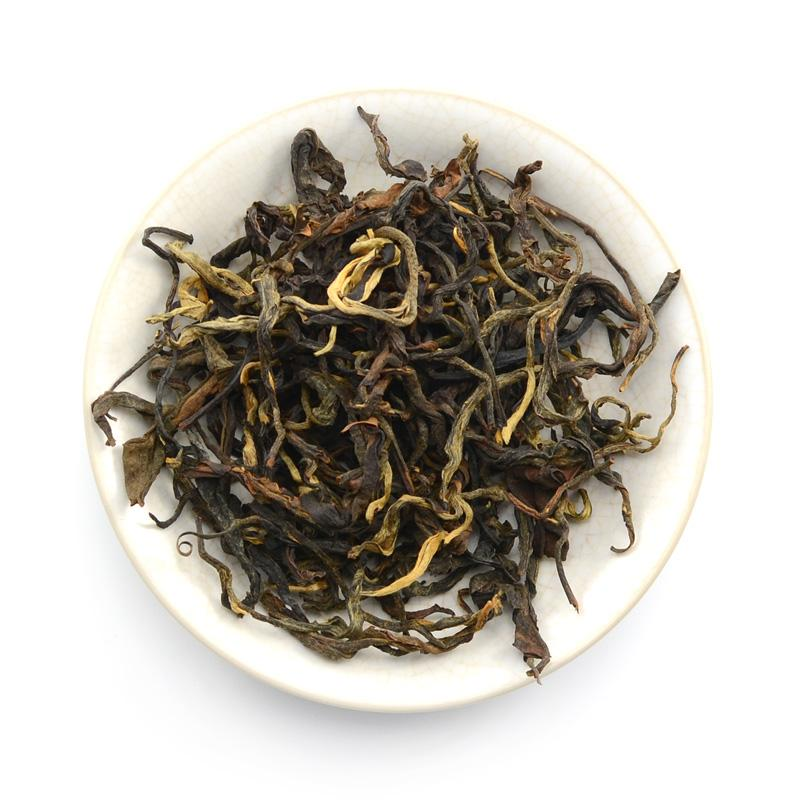 Black Tea - Berry Malt Black -