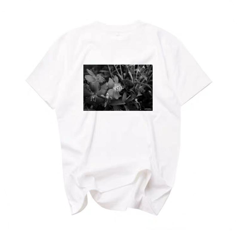 Non-Tea - Dangerfield Tee - White / L