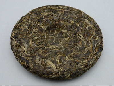 Raw Puer Tea - 2013 White 2 Tea New Amerykah -