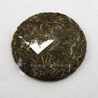 Raw Puer Tea - 2015 Poundcake -