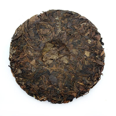 Raw Puer Tea - Very Old Huangpian - 25g