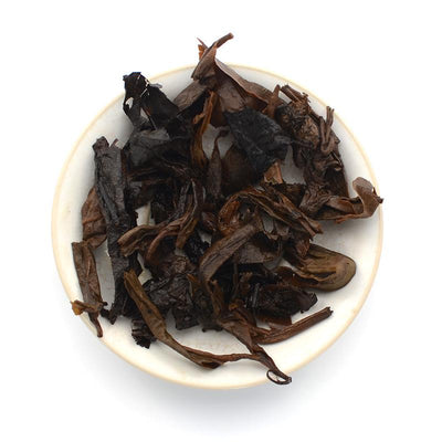 Raw Puer Tea - Very Old Huangpian -