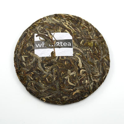 Raw Puer Tea - 2016 We Go High -