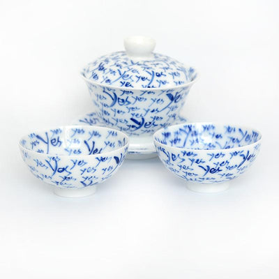 Non-Tea - Yes Gaiwan and Teacup Set V2 -