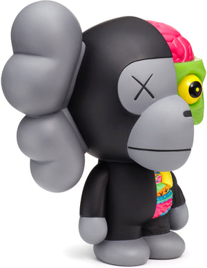 Kaws - Milo Dissected Black - 2011