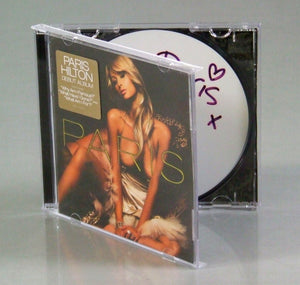 Banksy - Paris Hilton - CD - Edition of 500 - FIrst edition - 2006