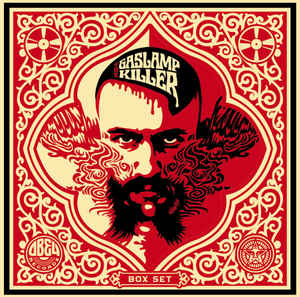 Shepard Fairey - The gaslamp Killer - 2008 - Limited Edition