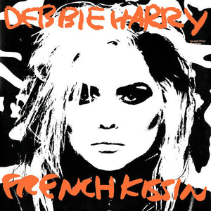 Andy Warhol - Debby Harry - French Kissin - 1986 - Orange Faded - 12 in