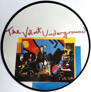 Andy Warhol - The velvet underground - More than Bermuda - 1987 - Rare promo