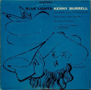 Andy Warhol - Kenny Burrell - Blue lights Volume 2 - 2nd Us pressing - 1975