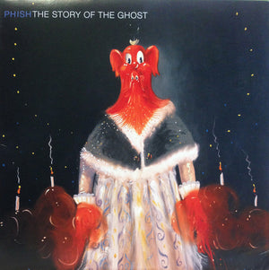 George Condo - Phish - Story of the Ghost - Original US pressing - 1998