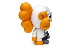 Kaws - Milo Dissected White - 2011
