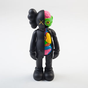 KAWS - Companion OE - 2016 - Black Flayed