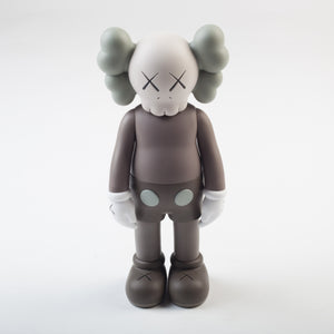 KAWS - Companion OE - 2016 - Mono Grey Flayed