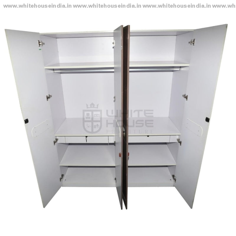 9F-001 Wordrobe 4 Door Cupboard