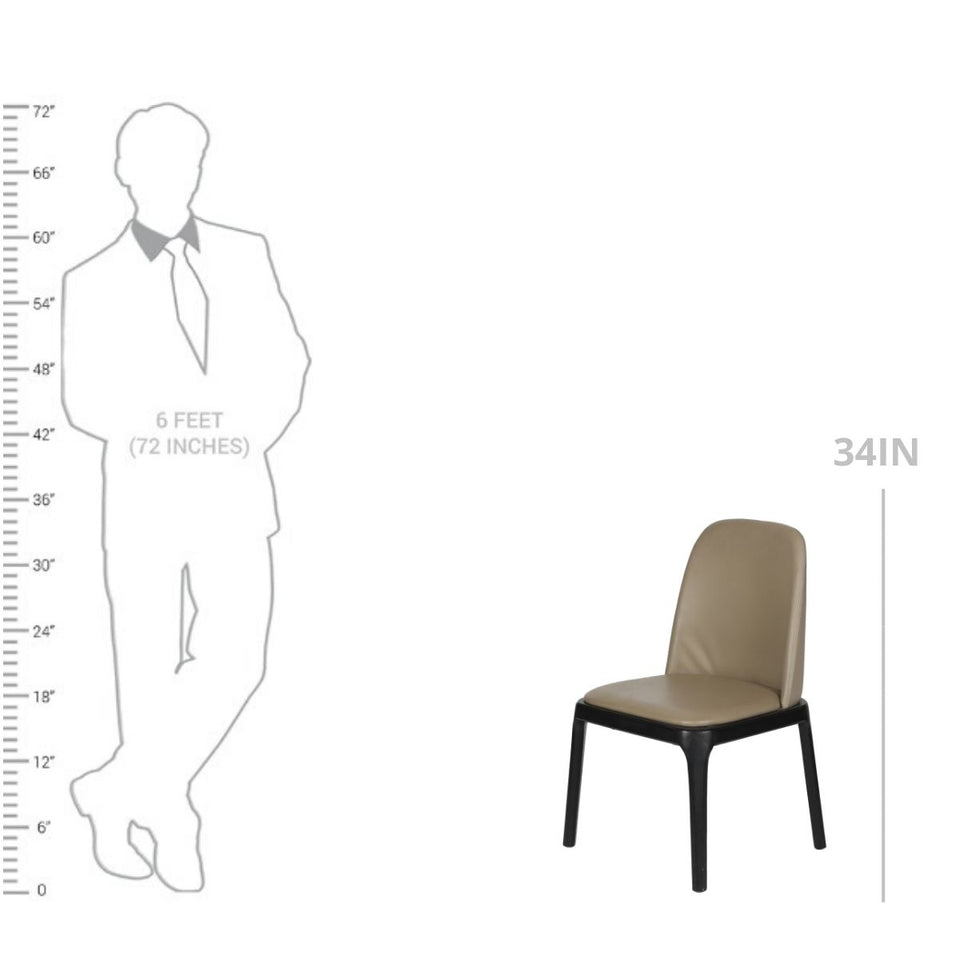 DC-605 DINING CHAIR