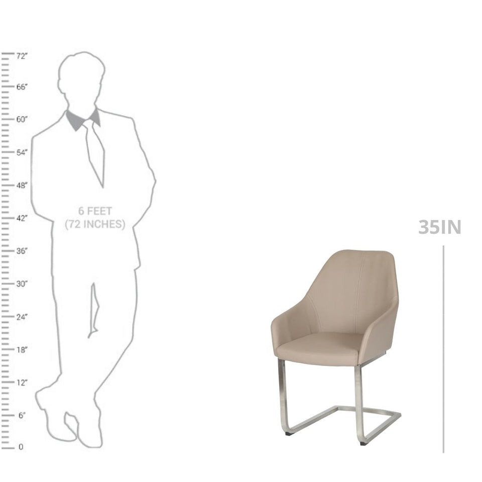 CK-1580T DINING CHAIR