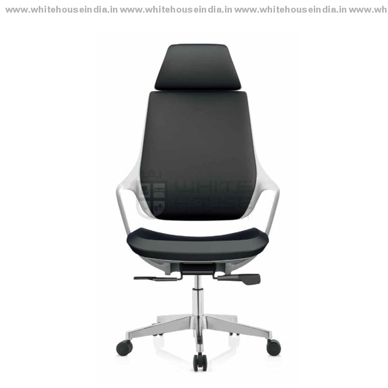 Elegant Black Delicate Office Chair High Back / Director Chairs