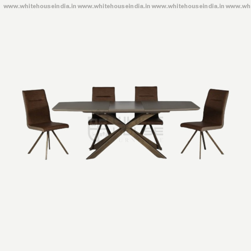 Tl-1935B/ck1568 Dining Table Set 1+6 Tables