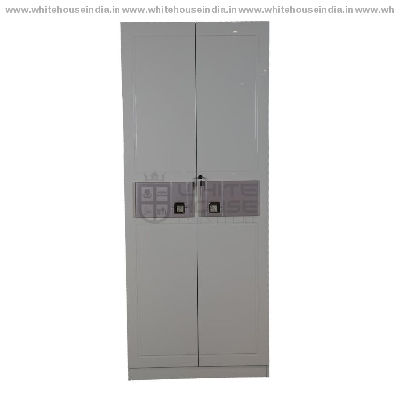 V-01 Wardrobe 2 Door Cupboard