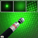 Mini Series Laser Pointer with Star Cap