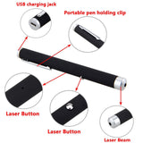 USB Rechargeable Mini Series Laser Pointer