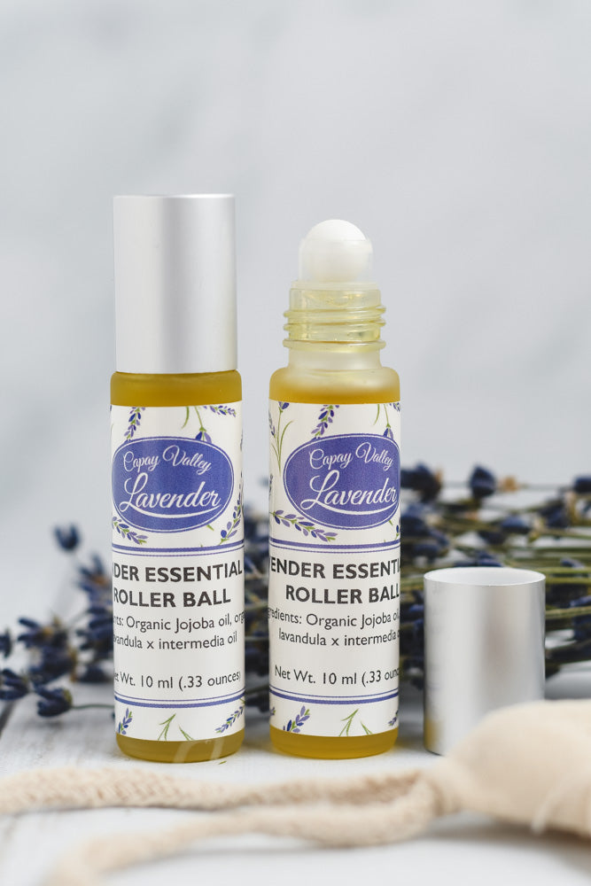 LAVENDER ROLLERBALL