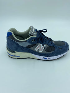 New Balance Sneaker Men Model 991 Navy Multi