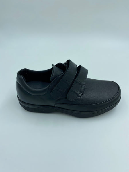 new feet herresko med velcro sort
