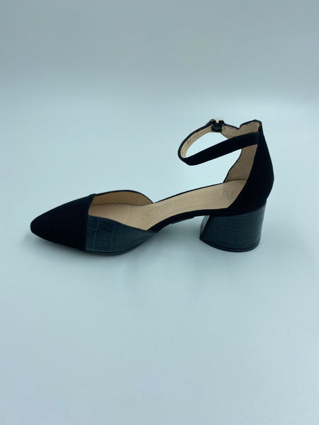 Wonders Pumps Negro