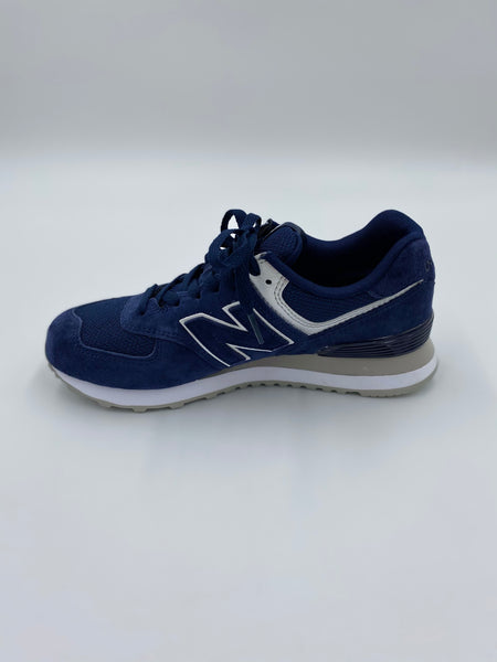 New Balance Sneaker Model 574 Navy
