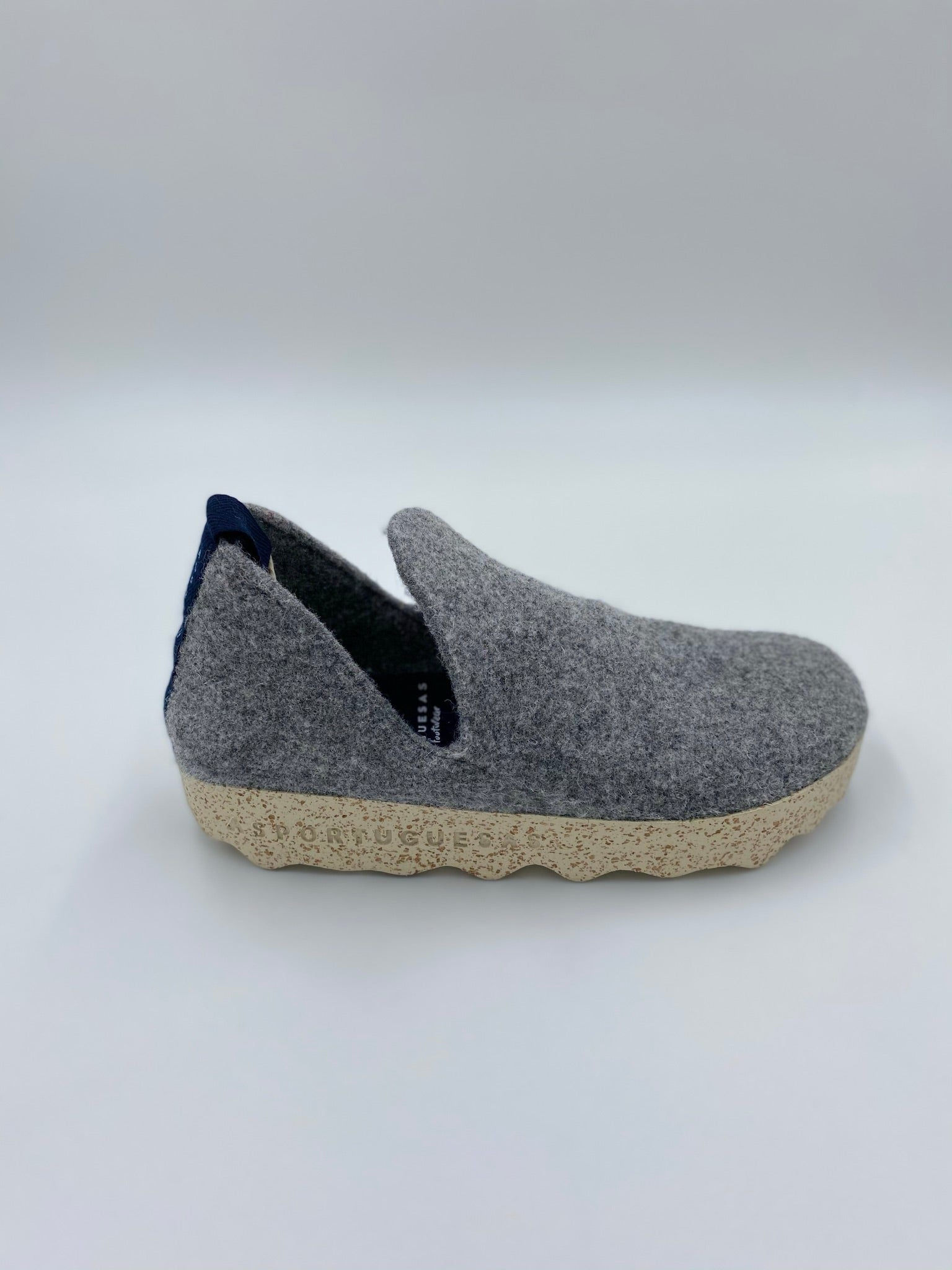 Asportuguesas Uldsko City concreed tweed